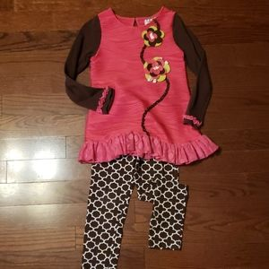 Emily Rose size 8 2 PC set